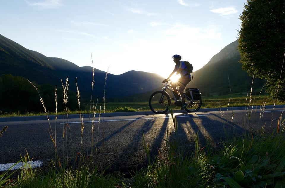 Få overskud til løbeturen med en elcykel