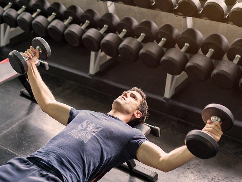 Få opgraderet dit private træningsspot